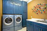 Multi-Family House Plan Laundry Room Photo 01 - 055D-0077 | House Plans and More