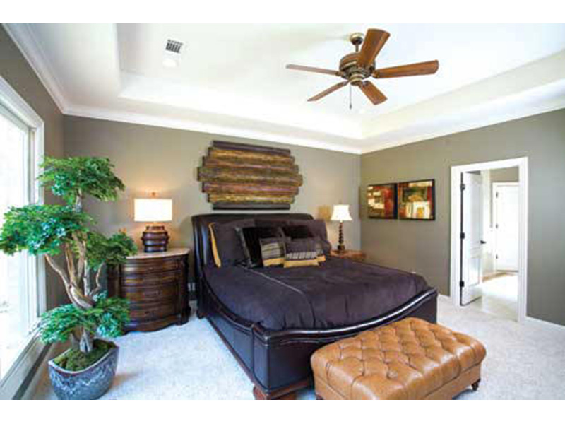 Multi-Family House Plan Master Bedroom Photo 01 - 055D-0077 | House Plans and More