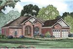 Multiple Gables Make An Alluring Home Design