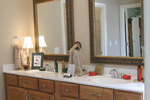 Colonial House Plan Bathroom Photo 01 - 055D-0174 | House Plans and More