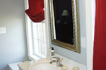 Cape Cod & New England House Plan Bathroom Photo 03 - 055D-0174 | House Plans and More