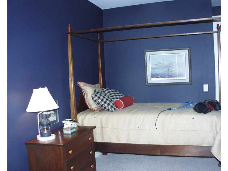 Cape Cod and New England Plan Bedroom Photo 02 055D-0174