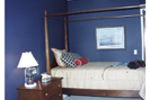 Cape Cod and New England Plan Bedroom Photo 02 - 055D-0174 | House Plans and More