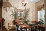 Traditional House Plan Dining Room Photo 01 - 055D-0174 | House Plans and More