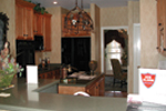 Colonial House Plan Kitchen Photo 01 - 055D-0174 | House Plans and More