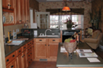Colonial Floor Plan Kitchen Photo 02 - 055D-0174 | House Plans and More