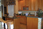 Cape Cod and New England Plan Kitchen Photo 03 - 055D-0174 | House Plans and More