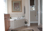 Colonial House Plan Master Bathroom Photo 01 - 055D-0174 | House Plans and More