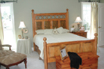 Cape Cod and New England Plan Master Bedroom Photo 01 - 055D-0174 | House Plans and More