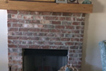 Cape Cod & New England House Plan Fireplace Photo 01 - 055D-0196 | House Plans and More