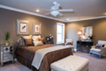 Southern House Plan Bedroom Photo 01 - 055D-0202 | House Plans and More