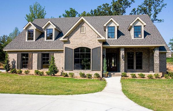 Adrianna Ranch Home Plan 055D-0210
