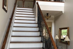 Southern House Plan Stairs Photo 01 - 055D-0212 | House Plans and More