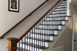 Acadian House Plan Stairs Photo 02 - 055D-0212 | House Plans and More
