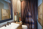 Traditional House Plan Bathroom Photo 01 - 055D-0215 | House Plans and More