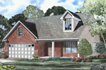 Traditional Country Two-Story