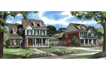 Multi-Family Plan With Delightful Style