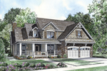 Stunning Country Design With Stone And Shingled Décor