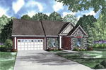 Craftsman Ranch Design With Charming Style