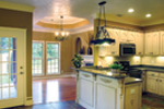 Ranch House Plan Kitchen Photo 02 - 055D-0289 | House Plans and More