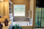 Ranch House Plan Master Bathroom Photo 01 - 055D-0289 | House Plans and More
