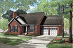 Classic Traditonal Ranch Design With Quaint Style