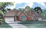 All Brick Ranch Style Multi-Family Duplex Home