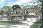 Multi-Family Home With Casual Country Feel