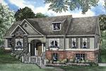 This Split-Level Home Has Decorative Façade With Shingle, Stone & Brick Siding