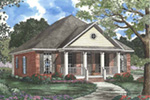 Country House Plan Front Image - 055D-0456 | House Plans and More