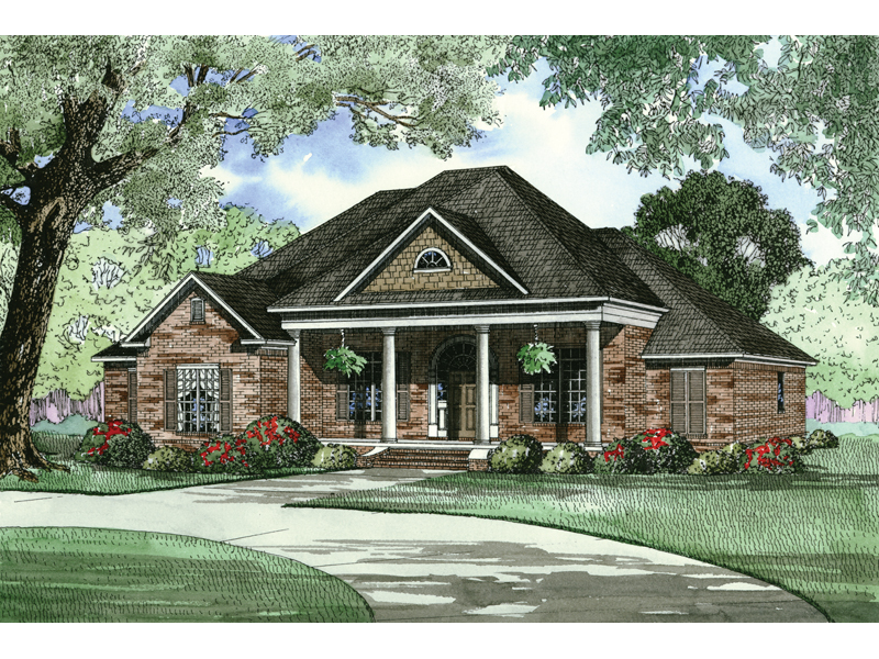 locksley neoclassical home plan 055d 0487 house plans and more