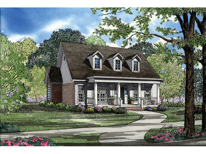 Keegan Manor Plantation Home Plan 055d 0545 House Plans