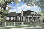 Ranch Home Offers Casual, Relaxed Style