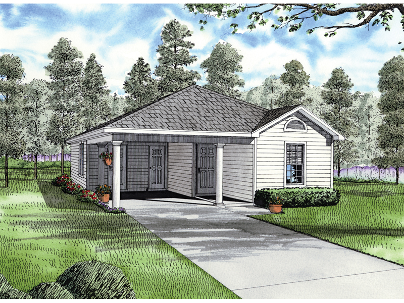Stover Country Ranch Home Plan 055D 0638 House Plans and