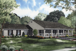 Farmhouse Plan Front Image - 055D-0651 | House Plans and More