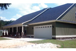 Southern House Plan Front Photo 02 - 055D-0651 | House Plans and More