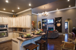 Traditional House Plan Kitchen Photo 03 - 055D-0748 | House Plans and More
