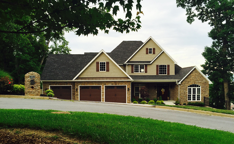 Shingle House Plan Front of Home - 055D-0752 | House Plans and More