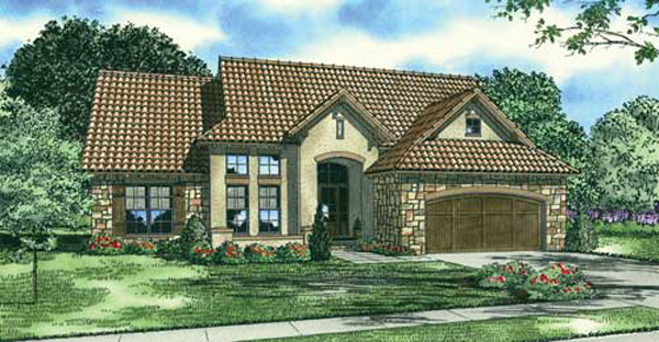 Marconi Ridge Modern Rustic Home Plan 055D 0788 House