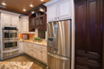 Tudor House Plan Kitchen Photo 01 - 055D-0817 | House Plans and More