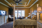 English Tudor House Plan Master Bedroom Photo 01 - 055D-0817 | House Plans and More