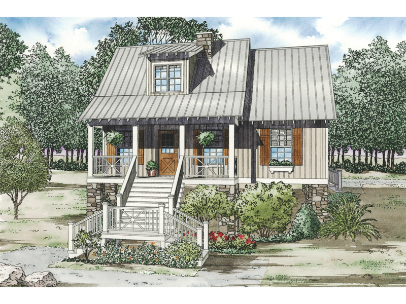 Rustic Country House Plans elksworth rustic lowcountry home plan 055d-0819 | house plans and more