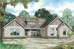 Luxury Rustic Style Ranch Home With Tudor Features