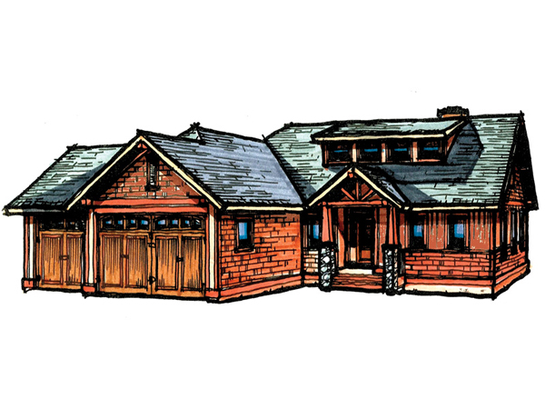 Rustic Mountain House Plans House Design