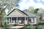 Arts & Crafts House Plan Front Image - 055D-0867 | House Plans and More