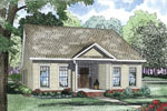 Traditional House Plan Front Image - 055D-0868 | House Plans and More