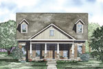 Traditional House Plan Front Image - 055D-0870 | House Plans and More