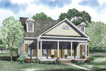 Ranch House Plan Front Image - 055D-0870 | House Plans and More