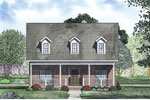 Traditional House Plan Front Image - 055D-0871 | House Plans and More