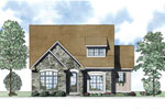 Traditional House Plan Front of Home - 055D-0881 | House Plans and More